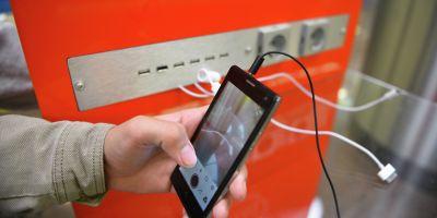 В МФЦ можно будет зарядить телефон