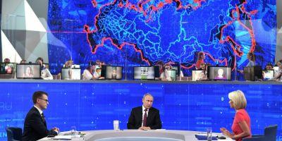 Губернатор Воробьев обсудит вопросы прямой линии президента в эфире
