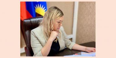 Наталья Ломакина рассказала в газете «Факт» о взаимодействии с ЦУР