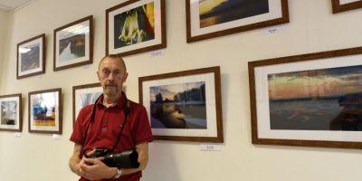 Выставка фоторабот Владимира Штырикова в МФЦ Балашихи