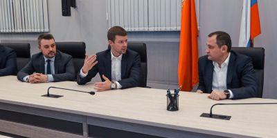В Балашихе начал работу обновленный муниципальный ЦУР