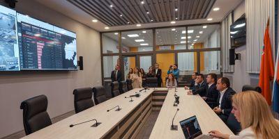 Более 50 тыс. обращений обработано в центре управления Балашихой (ЦУР)