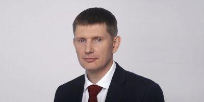 Министр экономического развития – Максим Решетников