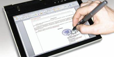Изменились правила использования электронных подписей