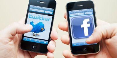 Роскомнадзор оштрафовал «Фейсбук» и «Твиттер»