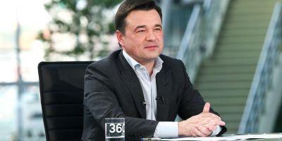Андрей Воробьев подвел итоги сентября в эфире канала «360»