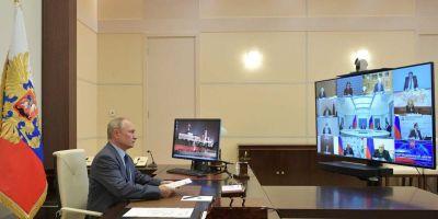 Владимир Путин: угроза COVID-19 для России не отступила