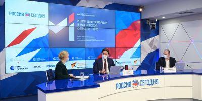 Министр госуправления, информтехнологий и связи Максим Рымар подвел итоги года