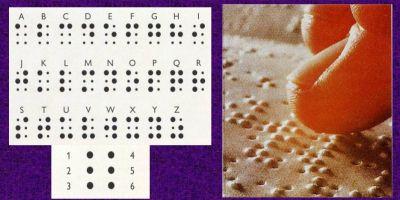 Создана технология распознавания азбуки Брайля