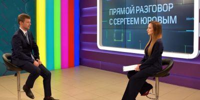 «Прямой разговор» главы Балашихи Сергея Юрова 04.03.2021